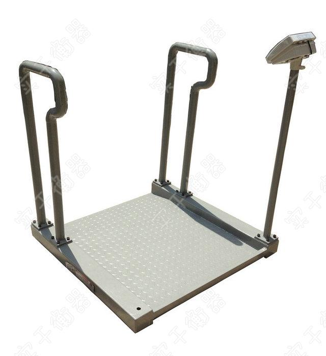不锈钢轮椅秤