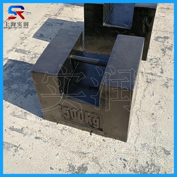 5000公斤铸铁砝码