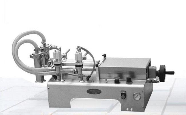 润滑脂定量灌装机