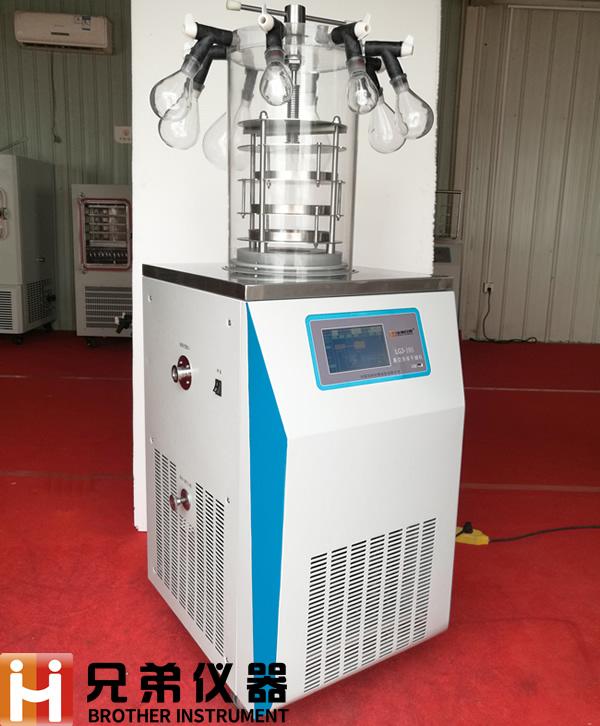 LGJ-18S多歧管压盖冷冻干燥机