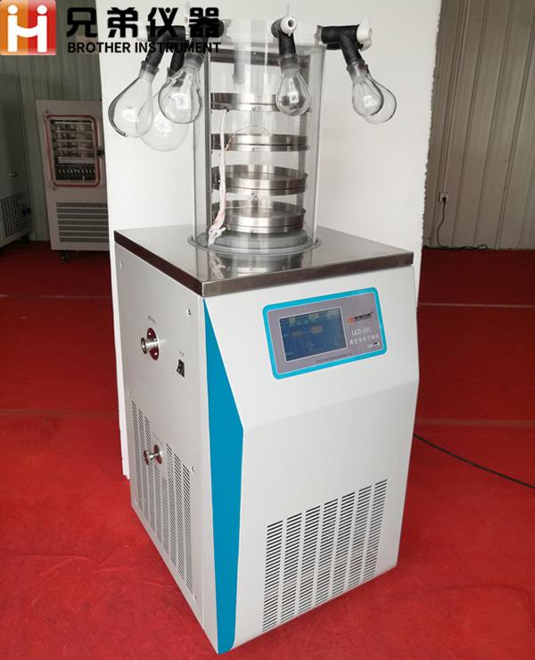 LGJ-18S多歧管冷冻干燥机