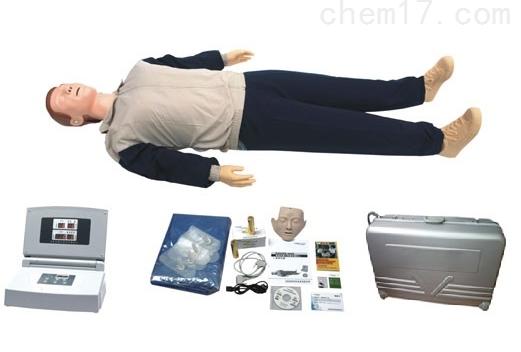 电脑心肺复苏模拟人