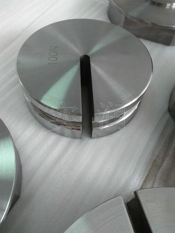 不锈钢增砣砝码