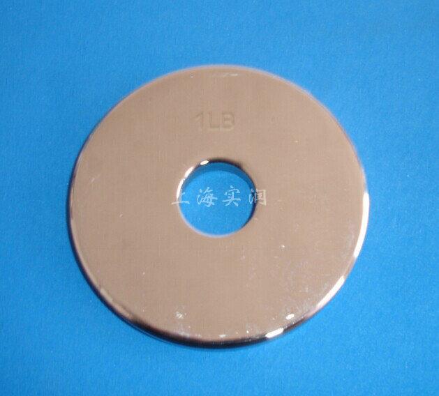 圆形不锈钢砝码