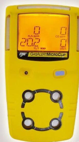 MC-4四合一气体检测仪