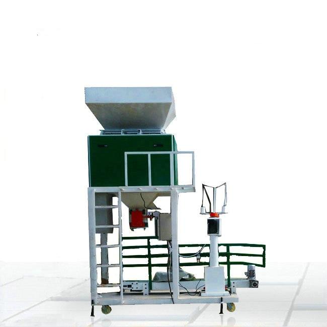 复混肥定量包装秤,多种肥料包装机