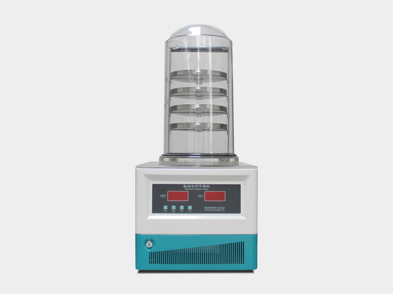 小型实验室冻干机