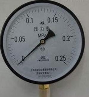 上海自动化压力表