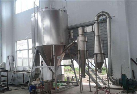 离心喷雾干燥机的故障与物料粘壁原因解决方案