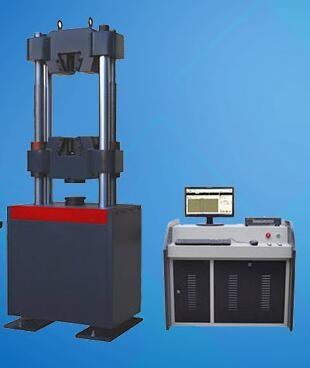 屏显式材料拉力试验机