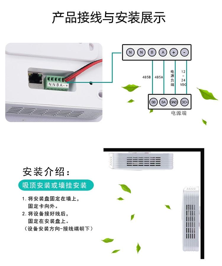 空氣質量監測儀介紹圖9