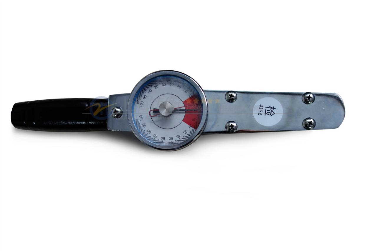 0-100N.m表盘扭力扳手图片