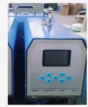 空气氟化物采样器