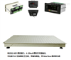 SCS带RS232/485通讯接口1吨2吨3吨不锈钢平台秤