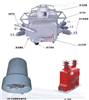 ZW20-10F智能真空断路器批发零售