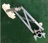 JDS天车单极滑触线双臂集电器500A滑刀碳刷
