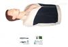半身心肺复苏模拟人不带控制器裸人