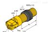 德国TURCK电容式传感器2505006