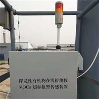 工业园VOCs污染监测站