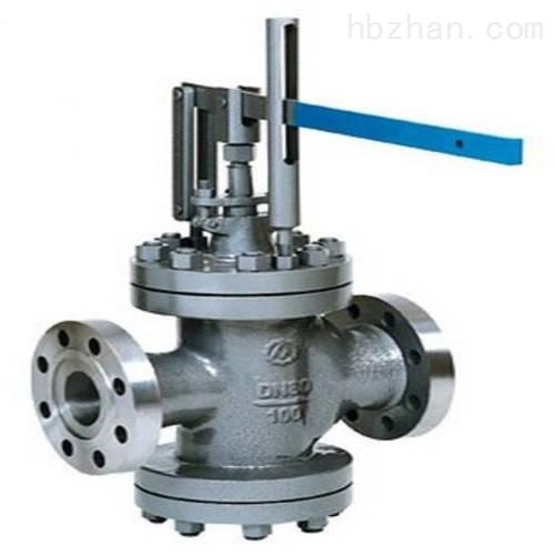 Y45H杠杆蒸汽减压阀